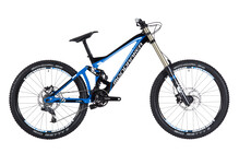 Mondraker Summum black/mondraker blue